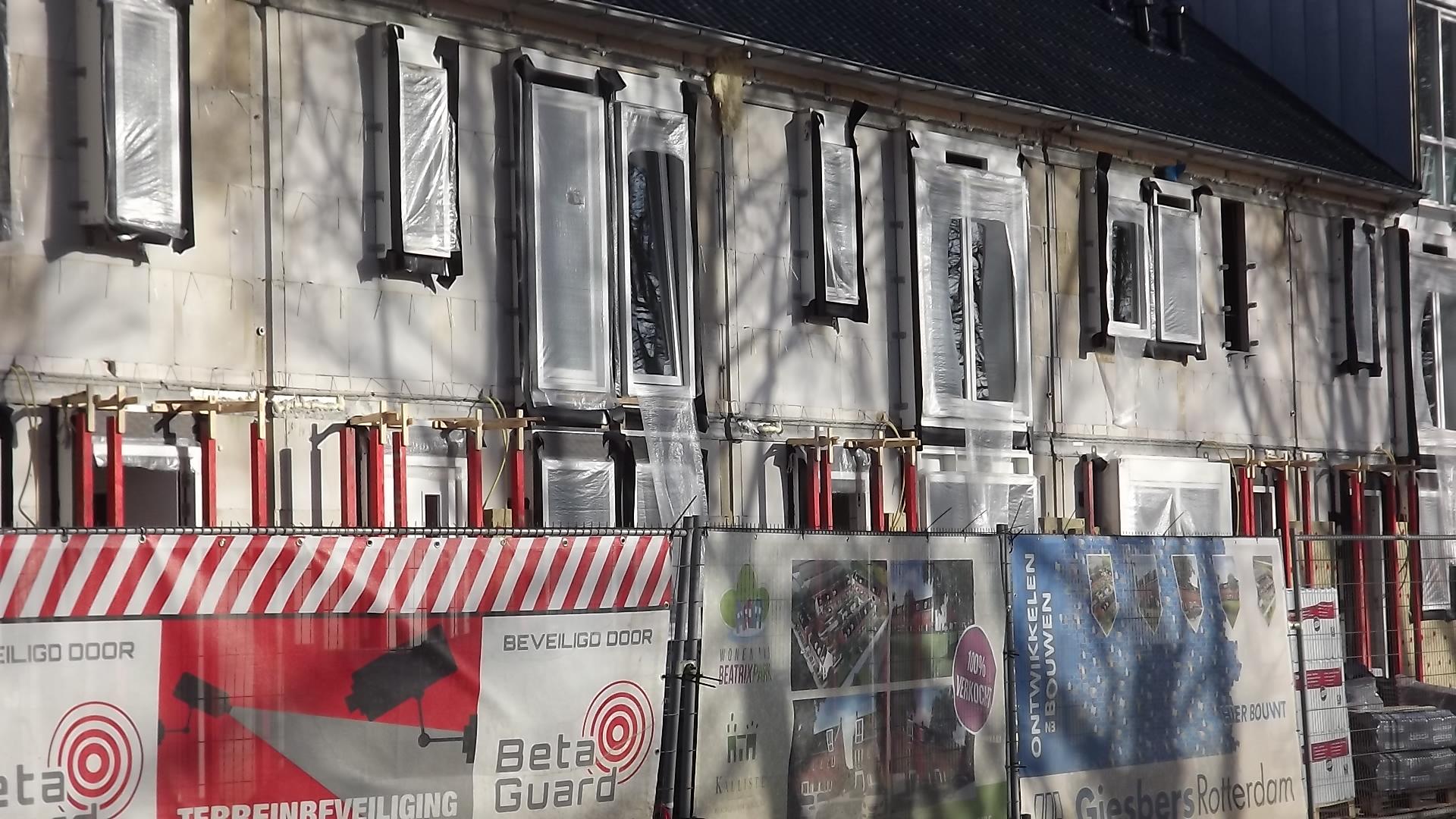 Steun voor beperkte bouw goedkope huizen in schiedam for Goedkope kamers rotterdam
