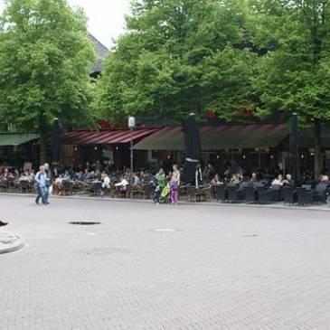 Nieuwe regels voor terrassen in binnenstad