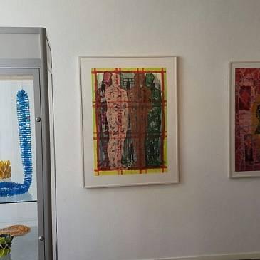 Feestelijk slot expositie in Beeld & Aambeeld