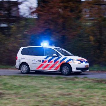 Politie haalt in Maassluis eigen eis niet