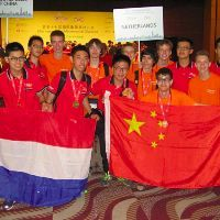 Gymnasiumleerling wint brons op Wiskunde Olympiade