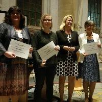 Drie prijswinnaars duurzaam aan de slag