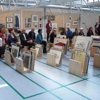 Verkoop werken CBK levert kleine 18.000 euro op