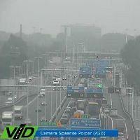 Verkeer van en naar Rotterdam muurvast