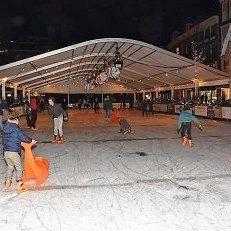 Vlaardingen werkt ook aan ijsbaan