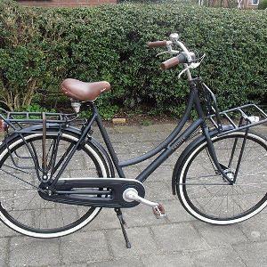 Wie heeft deze fiets gezien?