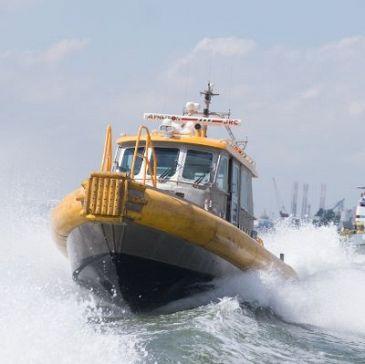 Watertaxi krijgt nieuwe haltes in Wiltonhaven en Wilhelminahaven