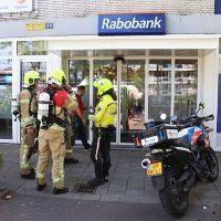 Gaslucht in Rabobank Zwaluwlaan