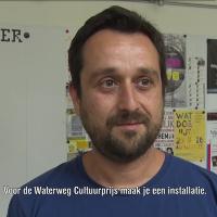 White Wall winnaar Waterweg Cultuurprijs