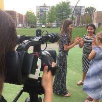 Jonge filmers over pesten en vluchtelingen