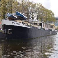 Pontresina komt naar Schiedamse zeekadetten