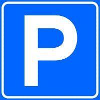 Niet parkeren onder Stadskantoor