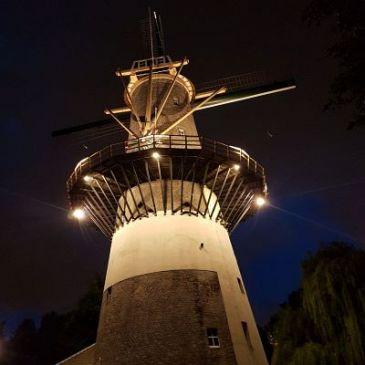 PvdM Techniek zet molens van Schiedam in energiezuinig licht