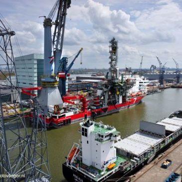 Zeehavens van Schiedam worden attractieve hotspot