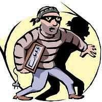 Schiedamse inbreker betrapt