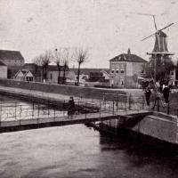 Nog een brug graag, de Plantagebrug