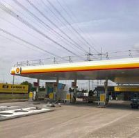 Nieuw tankstation op A4