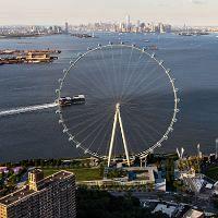 Mammoet ontslagen van bouw New York Wheel