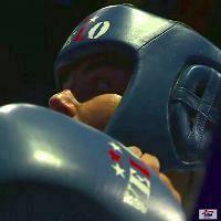 Nouchka Fontijn bokst op World Port Boxing