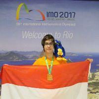 Goud op Wiskunde Olympiade voor leerling stedelijk
