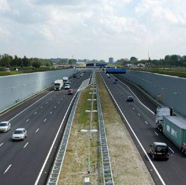 A4 helpt tegen congestie, maar hoeveel jaar nog?
