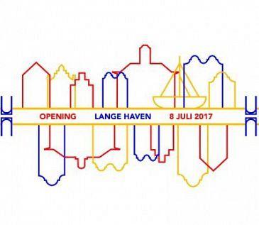 Feest om en rond Lange Haven