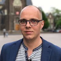 René Karens lijsttrekker Groen Links