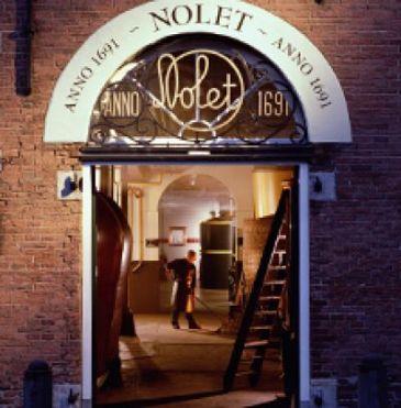 Ondernemerslunch in Nolet-traditie