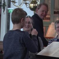 Schiedamse kinderen maken kennis met Matthaüs-Passion