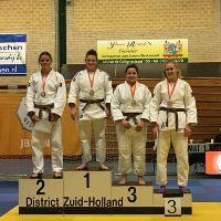 Fabiënne van Dorst kampioen van Zuid-Holland