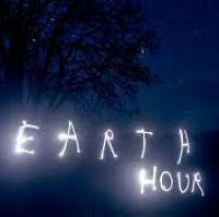 Muziekevenement tijdens Earth Hour