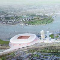 Rotterdamse raad stemt in met Feyenoord City