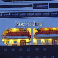 MS Rotterdam al weer terug in zijn thuisstad