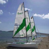 Zeekadetten zoeken sponsors voor nieuw schip