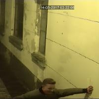 Politie zoekt rovers Lange Nieuwstraat