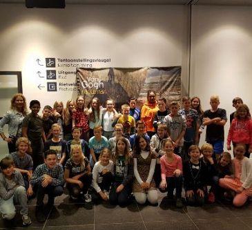 Leerlingen Het Windas: 'Mogen we vaker naar museum?'