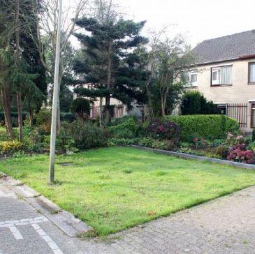 Ex-snippergroen wordt nu ook officieel tuin