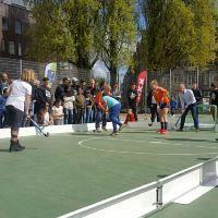 Top jeugdhockeywedstrijden naar Schiedam