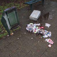 Relatief veel buurtoverlast in Schiedam