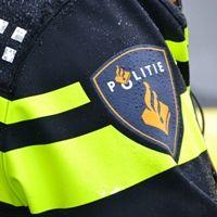 Politie traint in Schiedam