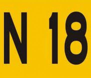 Informatieavond over aanleg nieuwe N18