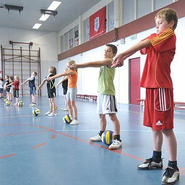 Maak vrijblijvend kennis met een sport via JSP