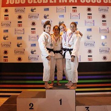 Pleuni Cornelisse pakt goud op Exellence toernooi in Epinay
