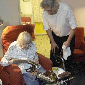 Mantelzorgers wegwijs in zorg en welzijn