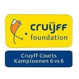 Geen meidentoernooi Cruyff Courts 6 vs 6 in Schagen
