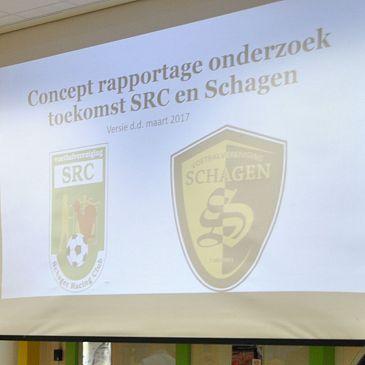 Fusie SRC en VV Schagen; droom of daad?