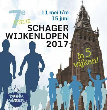 Vanavond Schager Wijkenloop deel 4 - Waldervaart