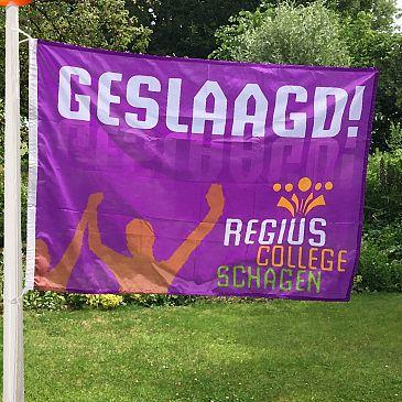 Geslaagden Praktijkonderwijs Regius College
