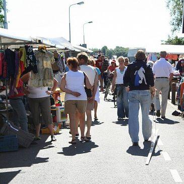 32ste Jaarmarkt van Pontcivielen in Burgerbrug