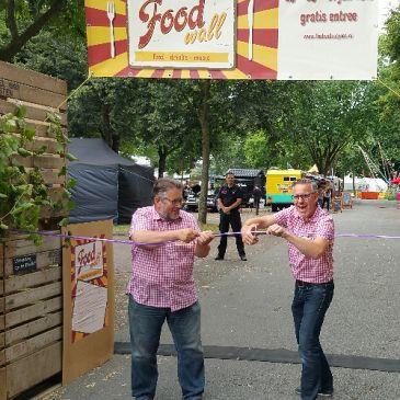 'Eten en chillen': Zutphen maakt zich klaar voor tweede editie Foodtruckfestival